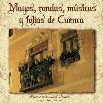 Imagen Mayos, rondas, músicas y folias de Cuenca