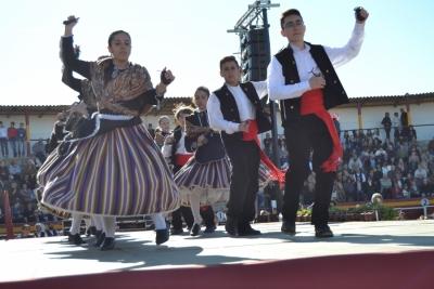 Festival de mayos en Pedro Muñoz