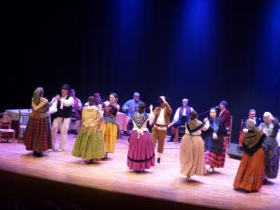 Voces y Esparto en Albacete 27/01/2017