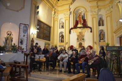 Concierto de Villancicos en las Madres Concepcionistas de la Puerta de Valencia