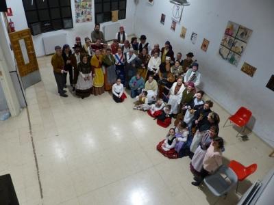 Despues del pase en directo en CM TV en el programa Ancha es Castilla la Mancha